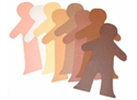 Picture of Multicultural People Cut-outs