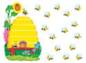 Picture of Busy Bees Large Display Set