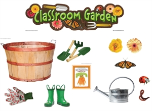 Picture of Classroom Garden Display Set