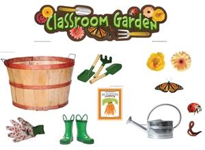 Picture of Classroom Garden Display Set