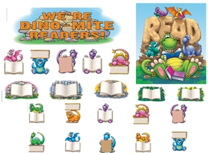 Picture of Dino-mite Readers Large Display Set