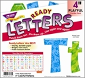 Picture of Colourful Patterns Ready Letters