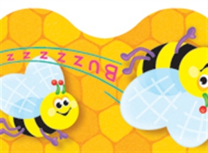 Picture of Busy Bees Border