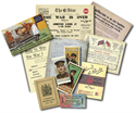 Picture of World War One Memorabilia Pack