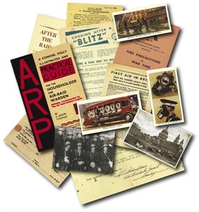 Picture of The Blitz Memorabilia Pack