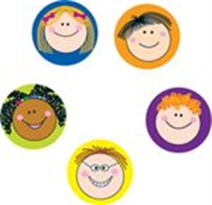 Picture of Stick Kids Hot Spots Stickers