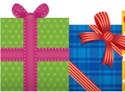 Picture of Presents Border