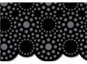 Picture of Lots of Dots Black Border