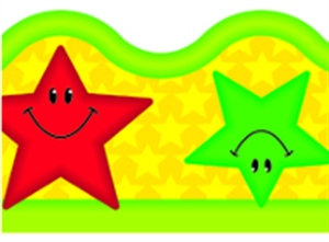 Picture of Stars Border