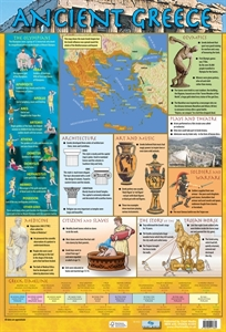 Picture of Ancient Greece Learning Chart
