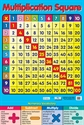 Picture of Multiplication Squares Learning Chart