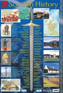 Picture of Scottish History Learning Chart