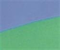 Picture of Bi-colour Vivid Display Rolls - Emerald/Bright Blue