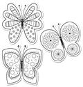 Picture of Colour-Me Butterflies Cut-outs