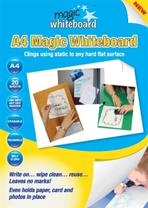 Picture of Magic Whiteboard A4 Sheets