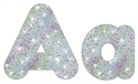Picture of Silver Sparkle Ready Letters