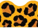 Picture of Leopard Yellow Border