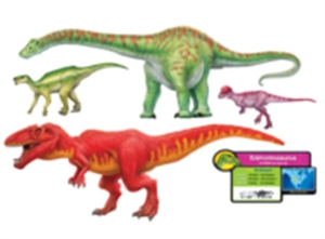 Picture of Dinosaurs Large Display Set