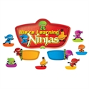 Picture of We're Learning Ninjas Large Display Set