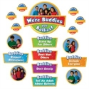 Picture of We're Buddies, Not Bullies Large Display Set