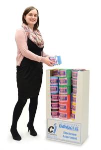 Picture of Bordette Stockroom Assortment - 12 colours
