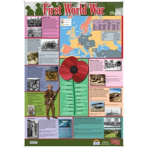 Picture of First World War Learning Chart