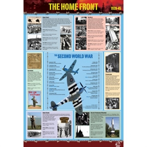 Picture of The Home Front Learning Chart