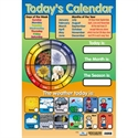 Picture of Today's Calendar Learning Chart