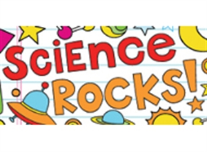Picture of Science Rocks Border