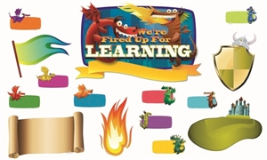Picture of We're Fired Up for Learning Large Display Set