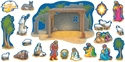 Picture of Nativity Large Display Set