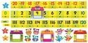 Picture of Owl-Stars Number Line Large Display Set
