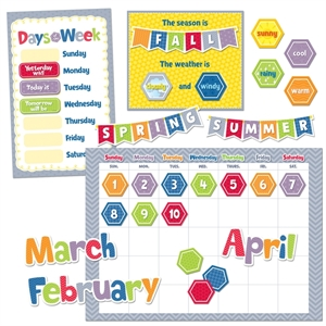 Picture of HexaFun Calendar Large Display Set