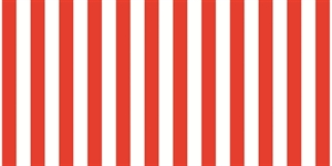 Picture of Red & White Classic Stripes Backing Paper