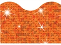 Picture of Orange Sparkle Border