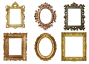 Picture for category Fancy Frames Cut-outs