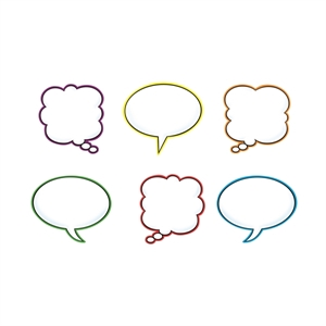 Picture of Speech Balloons Cut-Outs